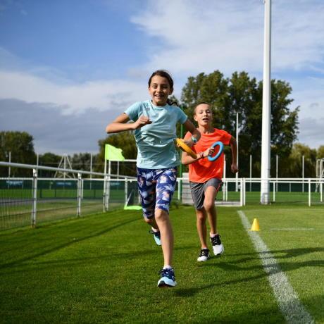 athletisme enfant jeu