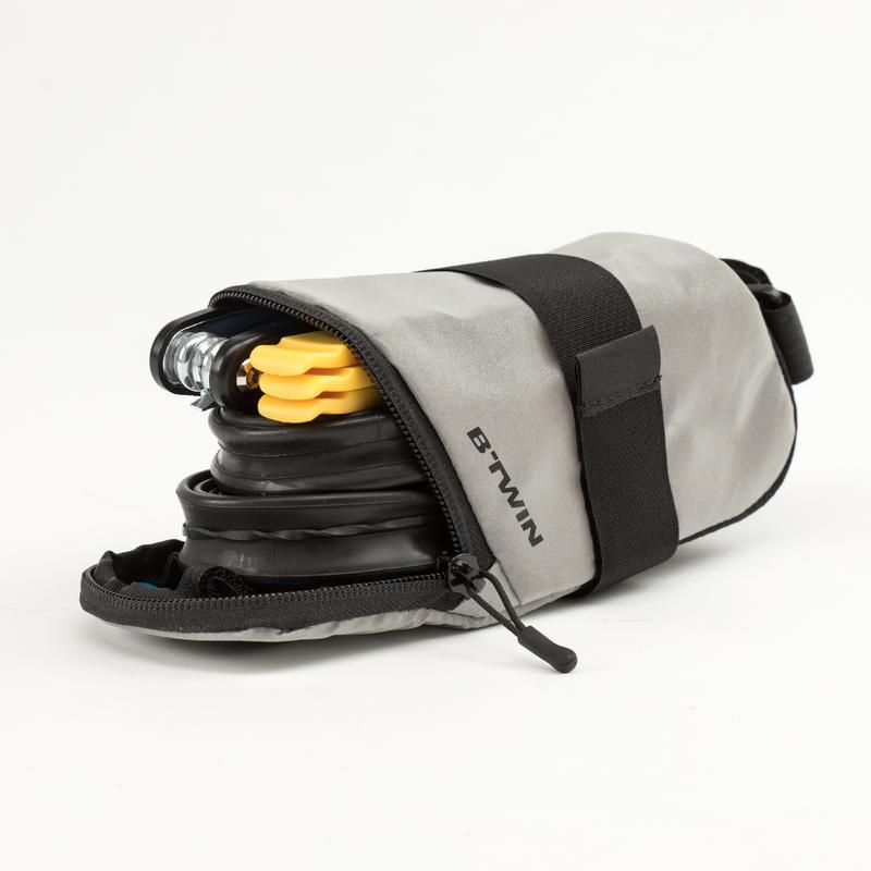 500 Reflective Saddle Bag 0.6L