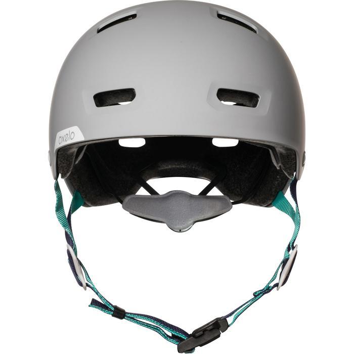 直排輪、滑板、滑板車安全帽MF540 Bad Days-黑色
