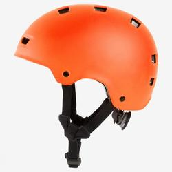Skaterhelm MF540 für Inliner Skateboard Scooter neon-orange