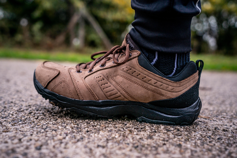 Nakuru Marche Chaussures Marron Confort Cuir Sportive Homme TwPkiOuXZ
