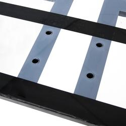 Backboard polycarbonaat 3 mm voor B700 PRO