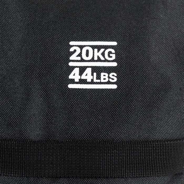 Sac de lestage Sable 20KG Panier de basket B100 Pro