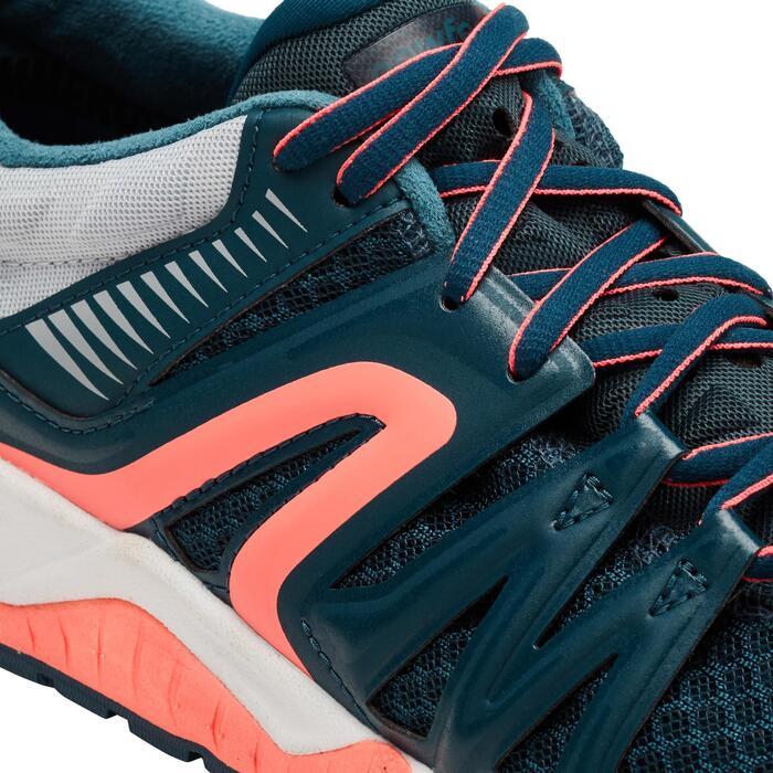 Herensneakers voor sportief wandelen PW 900 Propulse Motion grijsblauw