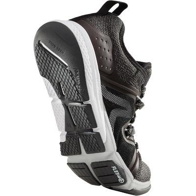 Tenis Caminar Mujer Newfeel PW 540 Confort Negro