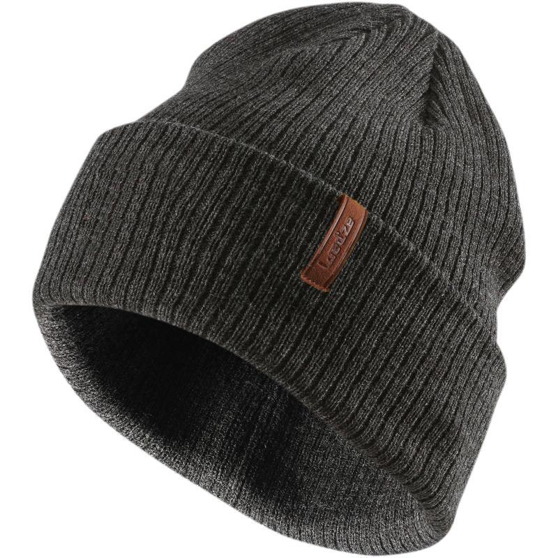 หมวกสกีสำหรับผู้ใหญ่รุ่น Fisherman (สีเทา)