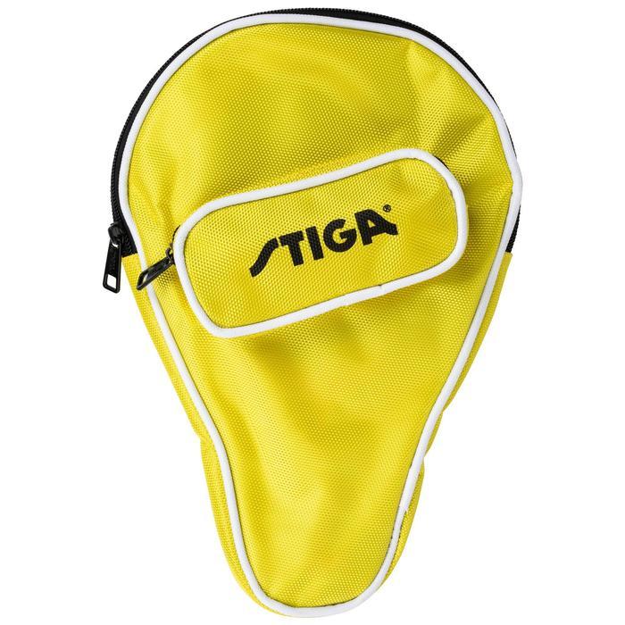 Tafeltennis hoesje Style geel
