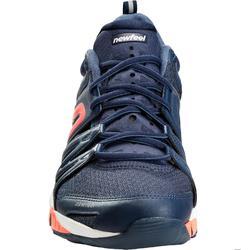 Herensneakers voor sportief wandelen PW 900 Propulse Motion blauw