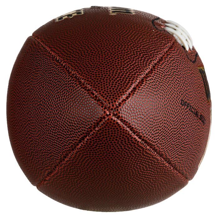 Balón Fútbol Americano Wilson Talla Oficial NFL Force Adultos Marrón