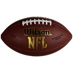 Ballon de football américain NFL FORCE taille officielle adulte marron