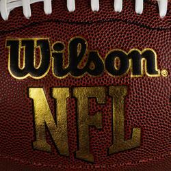 Bal American football officiële maat volwassenen NFL Force bruin