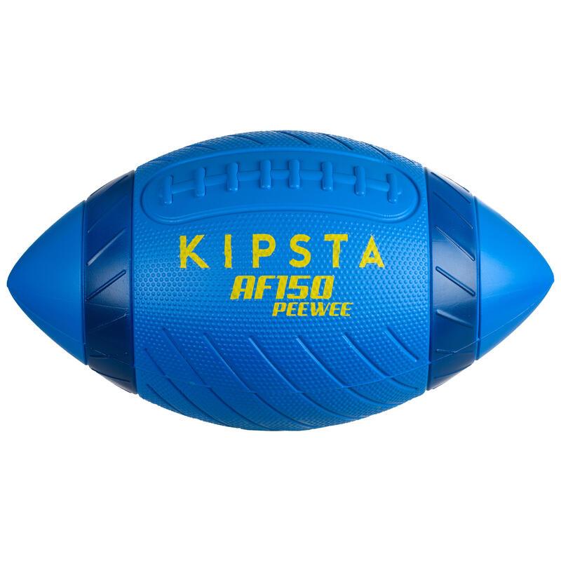 Minge fotbal american AF150BPW Albastru Copii