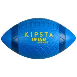 Bal American football AF150 maat Pee Wee blauw