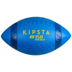 Balón Fútbol Americano Kipsta AF150BPW Niño Azul