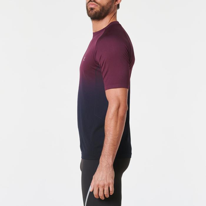 Hardloopshirt heren Kiprun Care paars