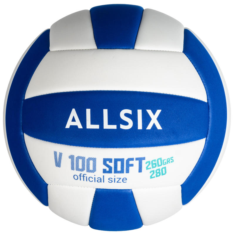 V100 Soft Volleyball 260-280 g
