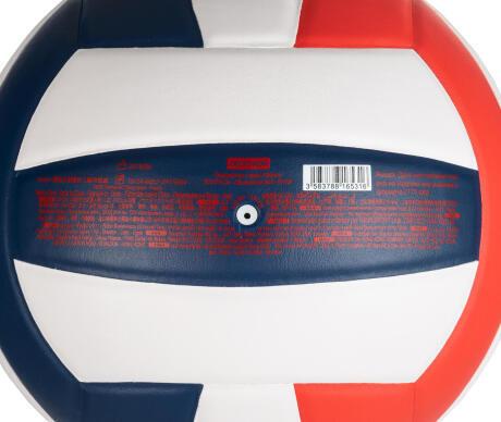 L'importance de bien gonfler son ballon de volley ball