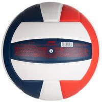 """Volejbola bumba """"V500"""", balta/zila/sarkana"""