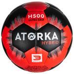 Atorka Handbal H500 maat 3 zwart/rood