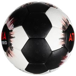 Handbal H500 maat 2 zwart/wit