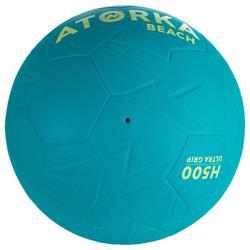 Balón de balonmano playa HB500B talla 3 azul