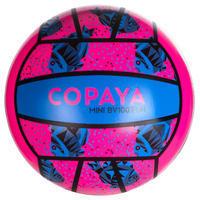 BV100 Mini Beach Volleyball - Pink/Blue