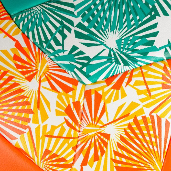 Balón de voley playa BVBS100 Verde Naranja