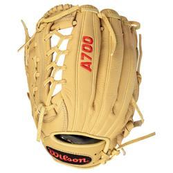 Gant de baseball A700 main droite 12 pouces beige