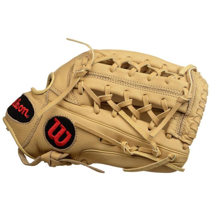 Baseballhandschoen A700 linkerhand 12 inch beige