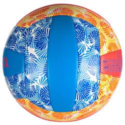 Balón de voley playa BVBS100 Azul Rosa