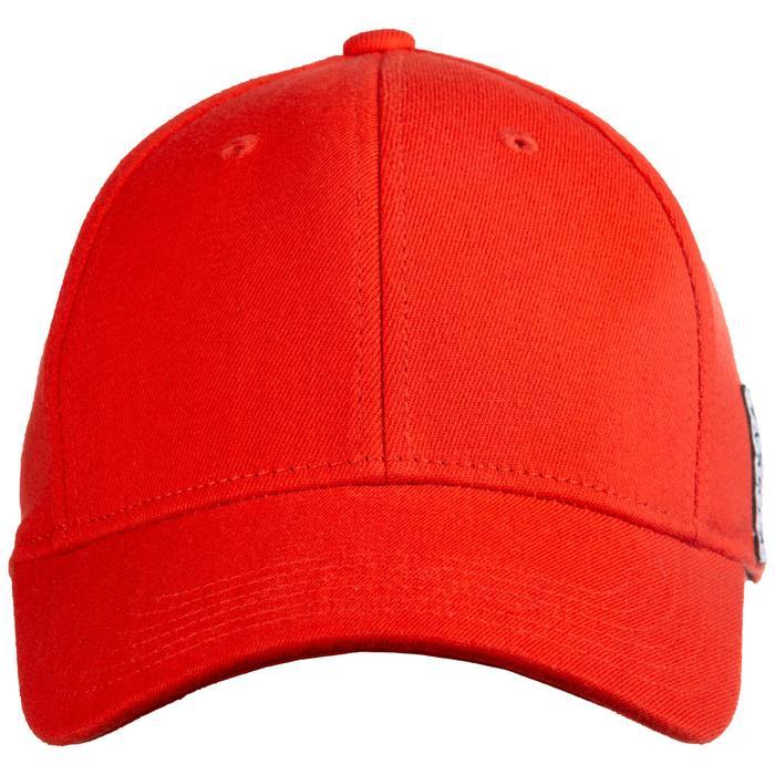 棒球帽BA 500-紅色