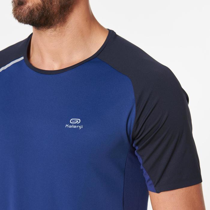 Hardloopshirt voor heren Kiprun Light blauw
