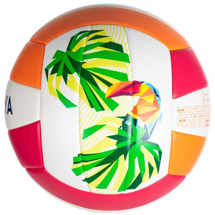 Balón de voley playa BV100 toucan rosa