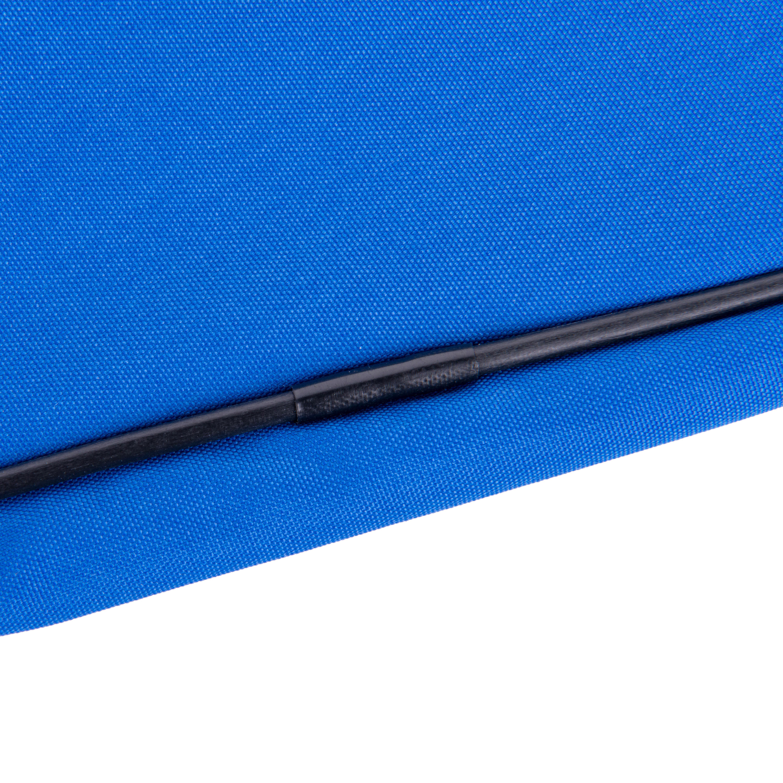 BL720 Badminton Racket Cover - Blue/Orange
