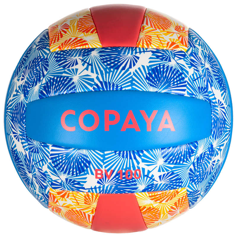 BEACH VOLLEY Sport di squadra - Pallone beach-volley BVBS100 COPAYA - Sport di squadra