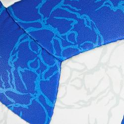 Beachvolleyball BV500 weiß/blau