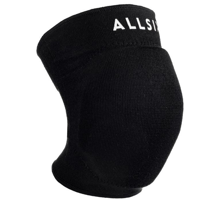 排球護膝V500-黑色