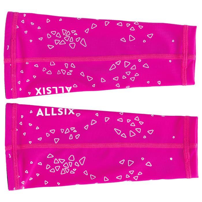 Unterarmschoner Volleyball Armsleeves Manschetten V100 pink