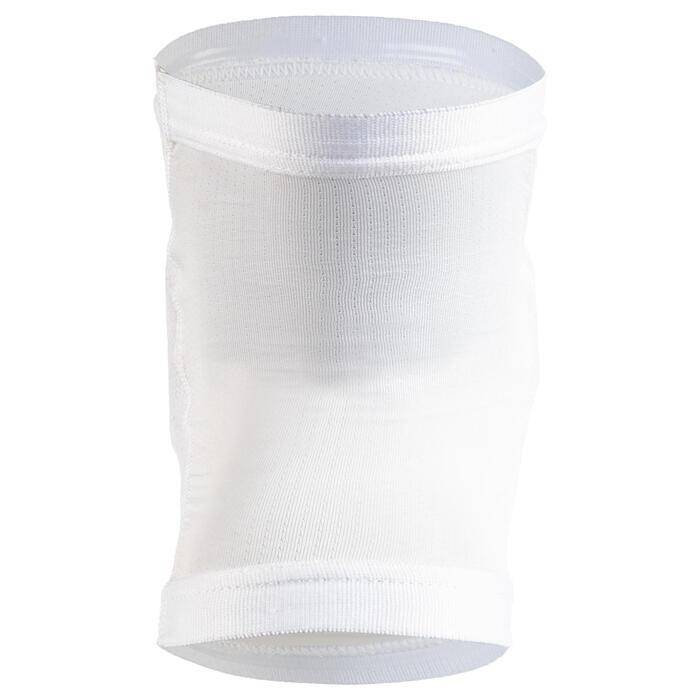 Rodilleras de Voleibol Allsix V900 blanco