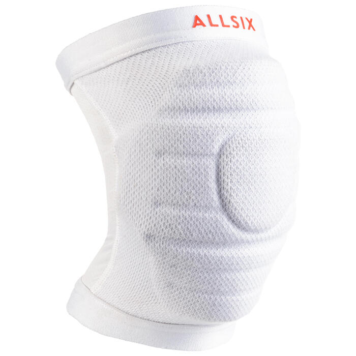 Kniebeschermers voor volleybal VKP900 wit