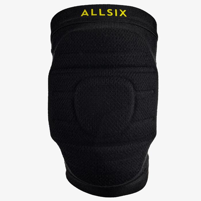 Kniebeschermers voor volleybal VKP900 zwart