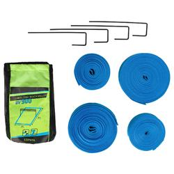 BV900 Beach Volleyball Court Markers - Blue