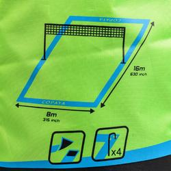 Beach Volleyball Lines BV900 - Blue