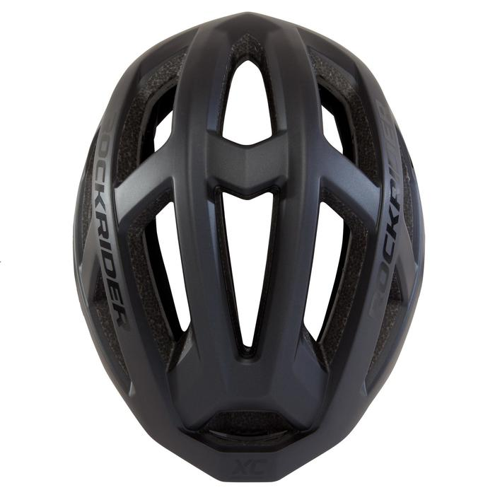 MTB helm XC zwart fietshelm