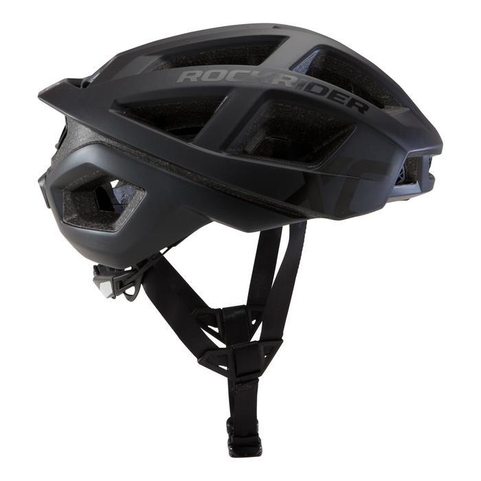 MTB-helm XC zwart