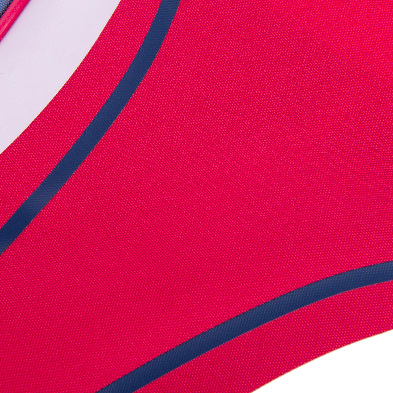 BL720 Badminton Racket Cover - Raspberry/Grey