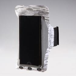 LARGE SMARTPHONE RUNNING ARMBAND WHITE