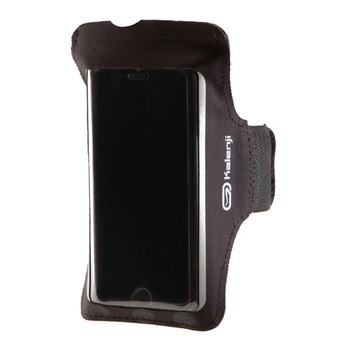 Smartphone Armband Laufen schwarz