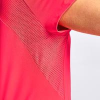 Run Dry+ Women's Running T-shirt - Coral