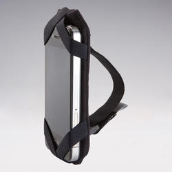 HANDHELD LARGE SMARTPHONE RUNNING HOLDER BLACK